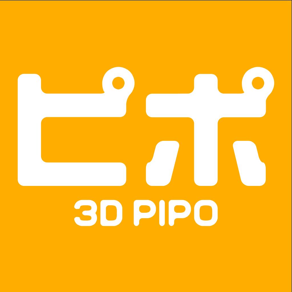 3Dピポ -写真から簡単にかわいい3Dピポをつくって髪型や服、ポーズを変えよう!